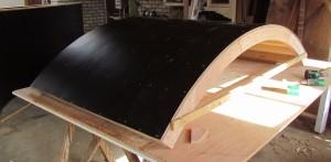 betonbekisting ronde wand